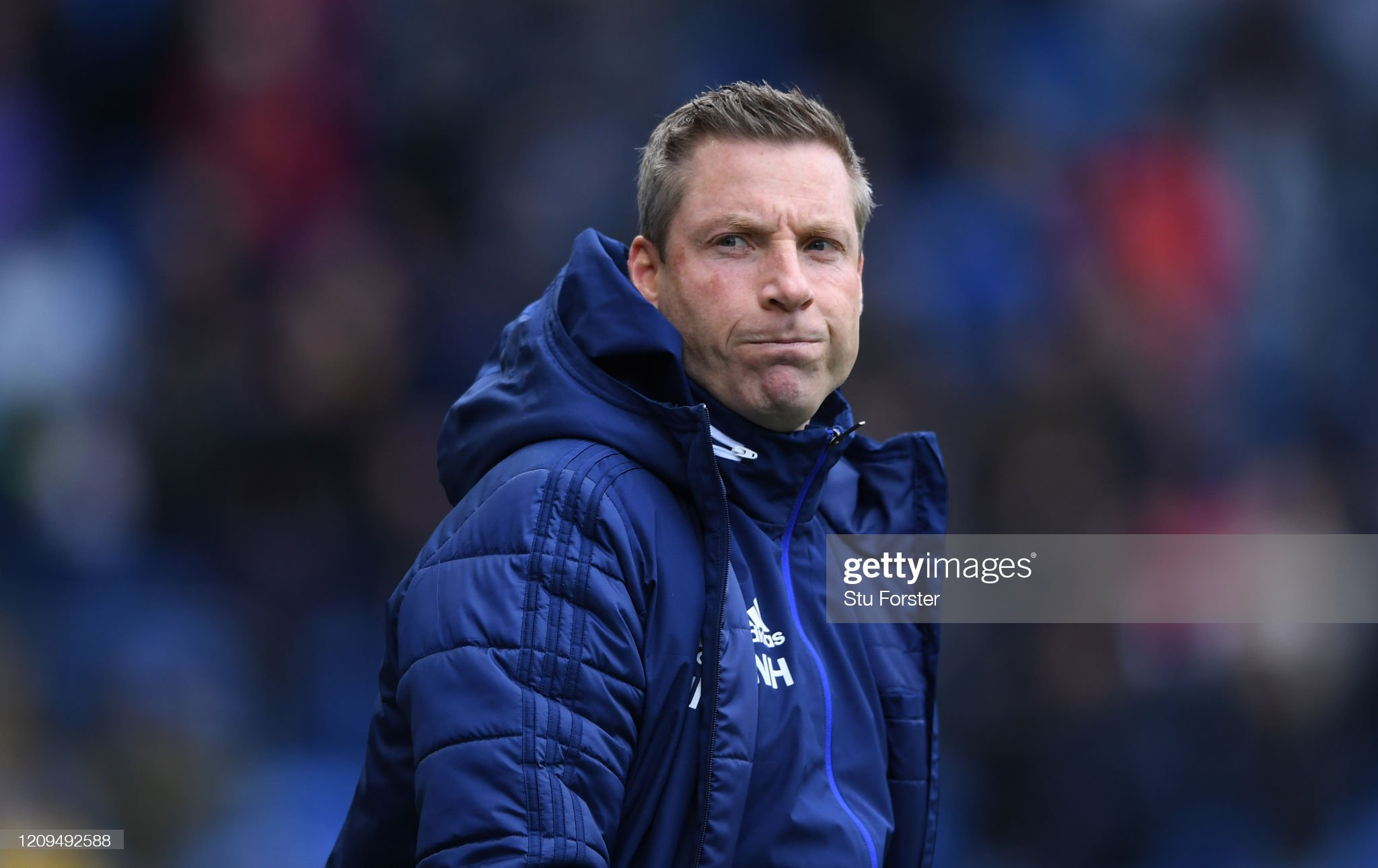 Neil Harris Insists Cardiff City Stalemate Has Not Soured Their Promotion Push