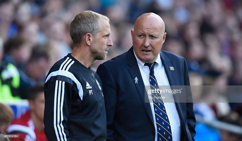 Cardiff City v Watford - Pre Season Friendly : News Photo