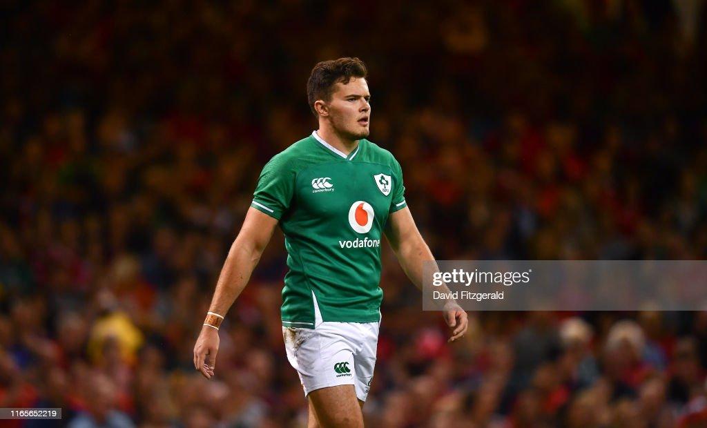 Wales v Ireland - Under Armour Summer Series 2019 : News Photo