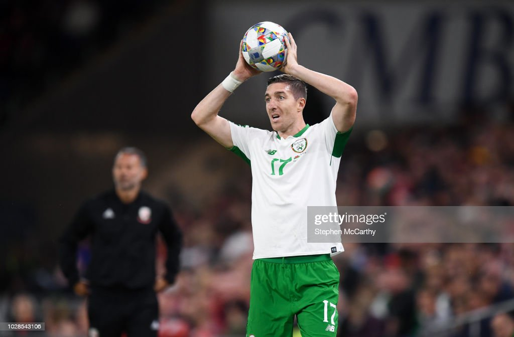 Wales v Republic of Ireland - UEFA Nations League : News Photo
