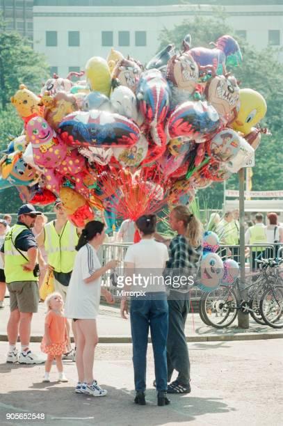 Cardiff's Big Weekend Summer Festival Cardiff Wales 10th August 1997