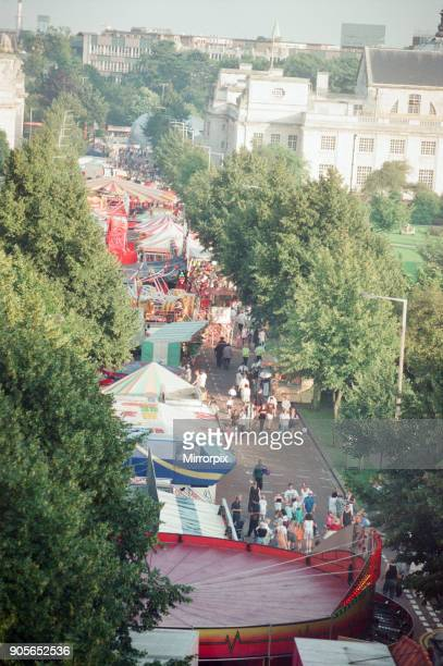 Cardiff's Big Weekend Summer Festival Cardiff Wales 8th August 1997