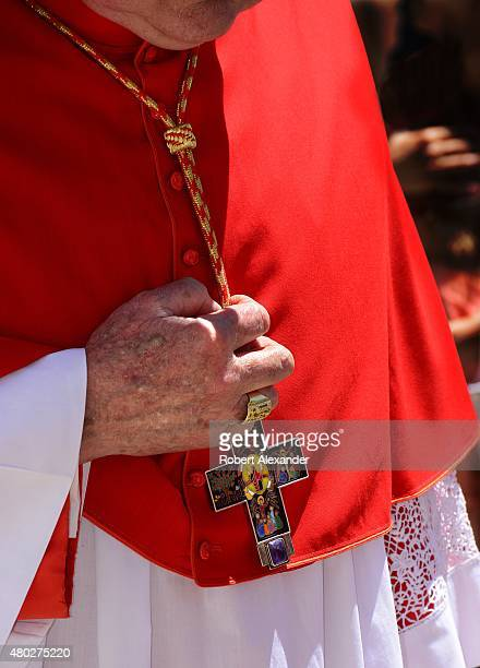 Cardinal William J Levada Perfect Emeritus of the Congregation for the Doctrine of the Faith was among the Roman Catholic church leaders attending...