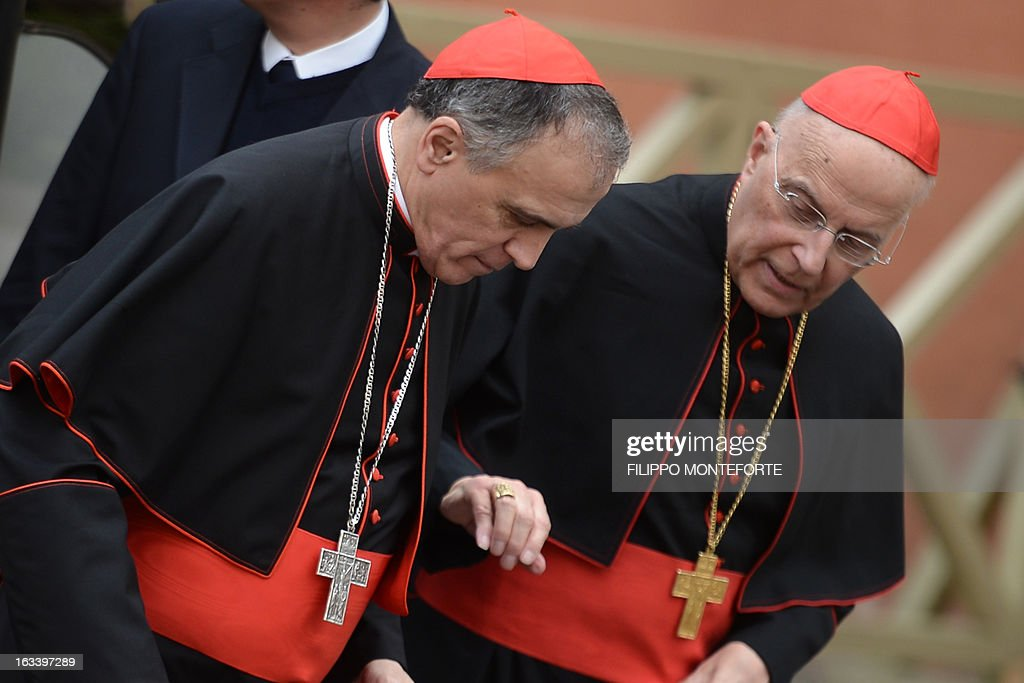 VATICAN-POPE-CONCLAVE-CARDINALS : News Photo