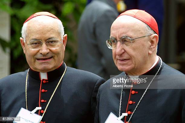 Cardinals from the world over met for four days in Rome in order to discuss the future of the Catholic Church. Cardinals De Giorgi Salvatore and...
