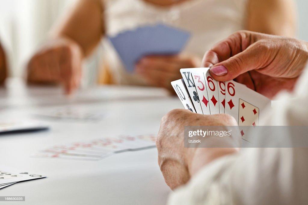 Jeu de cartes : Photo