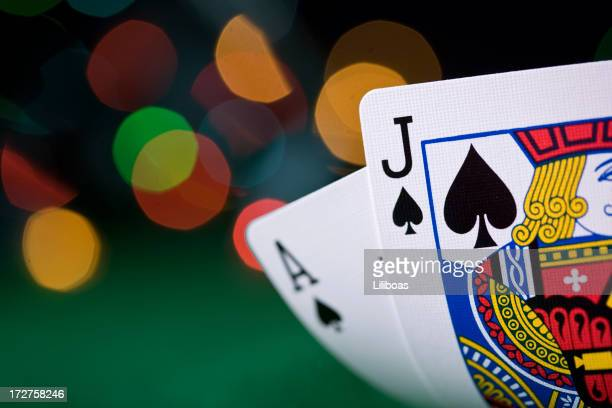 cards (xl) - texas hold 'em stock pictures, royalty-free photos & images