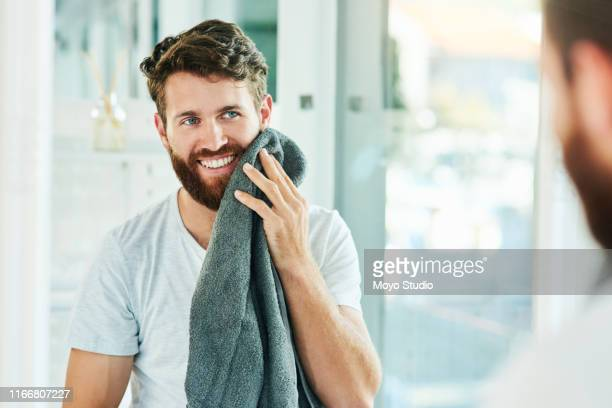 care for your beard and you won't regret it - beard stock pictures, royalty-free photos & images
