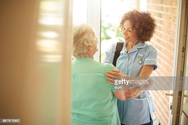 care nurse welcome