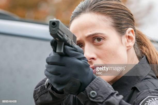 D 'Care Under Fire' Episode 507 Pictured Marina Squerciati as Kim Burgess