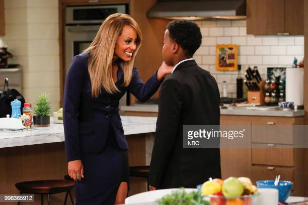 MARLON 'Career Day' Episode 209 Pictured Essence Atkins as Ashley Wayne Amir O'Neil as Zack Wayne