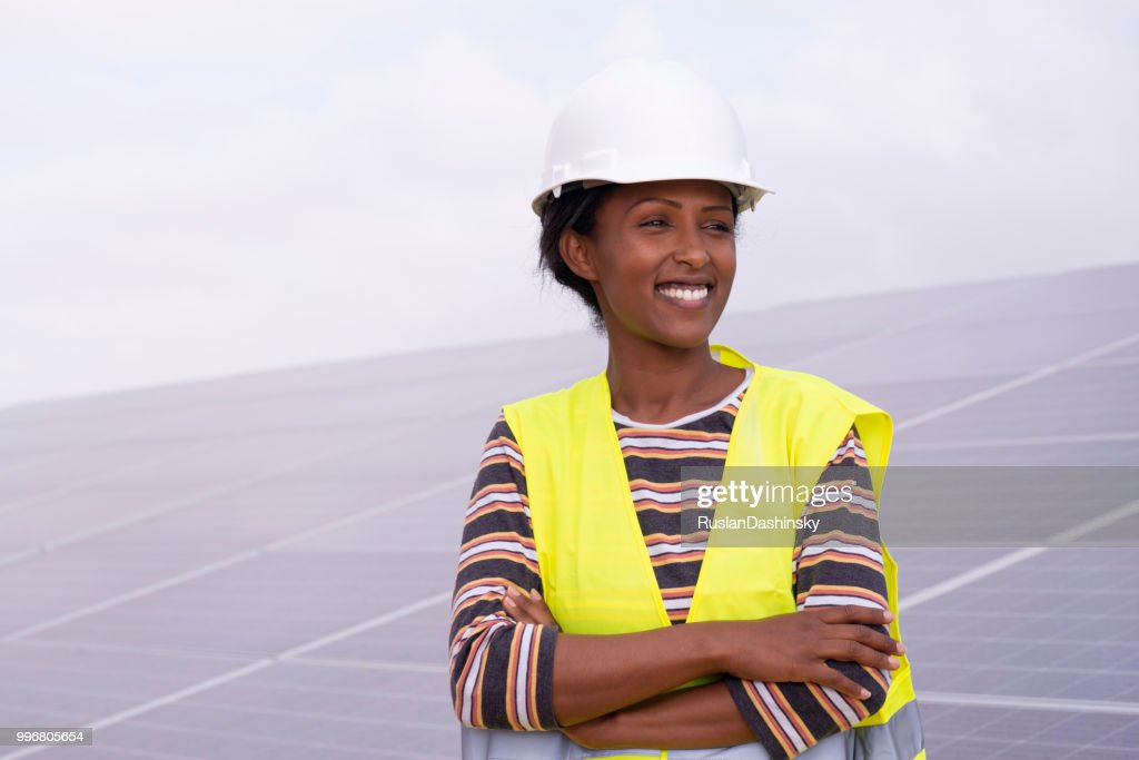 Career Opportunities In The Solar Industry Stock Photo - Getty Images