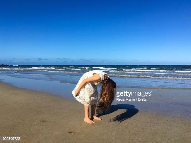 Little Girls Bent Over Stock Photos And Pictures  Getty Images-7999