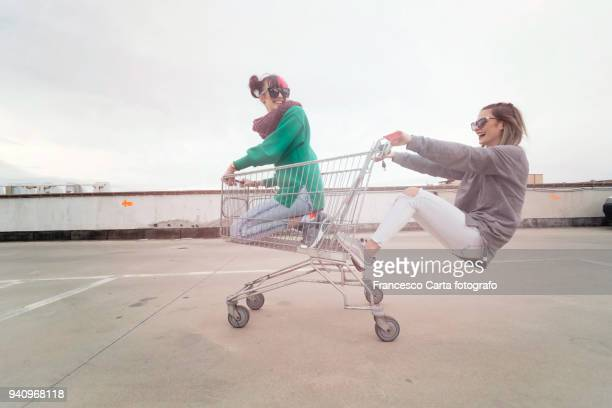 carefree - freaky couples stock photos and pictures