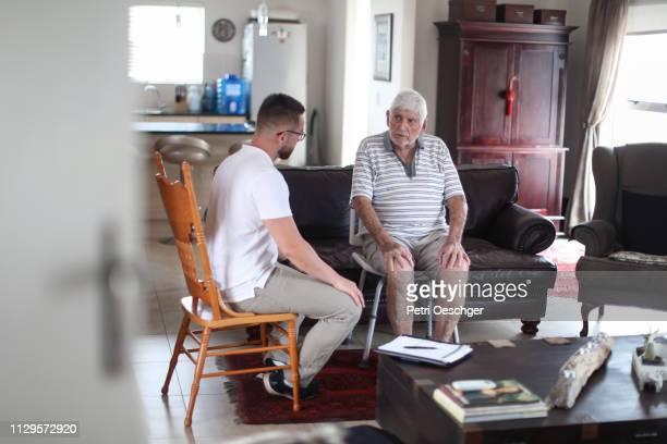 Caregivers at home
