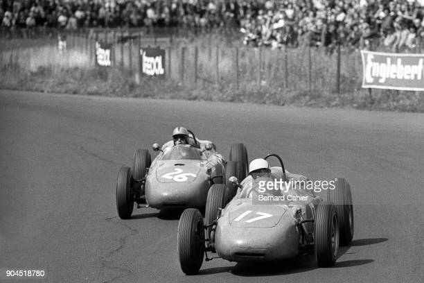 Carel Godin de Beaufort Porsche 718 Grand Prix of Germany Nurburgring 04 August 1963