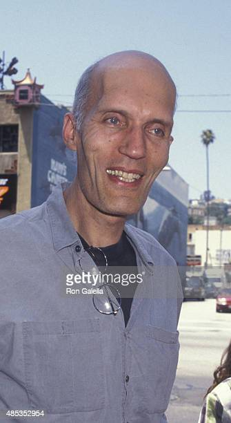Carel Struycken attends the premiere of 'Hercules' on June 22 1997 at El Capitan Theater in Hollywood California