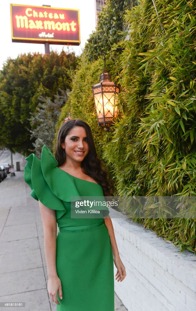 Caren's Birthday Bash At Chateau Marmont