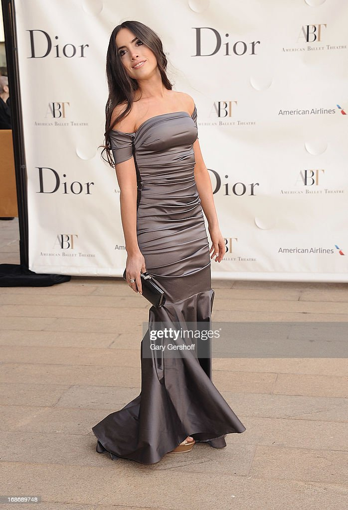 Caren Brooks attends the 2013 American Ballet Theatre Opening Night Spring Gala at Lincoln Center on May 13, 2013 in New York City.