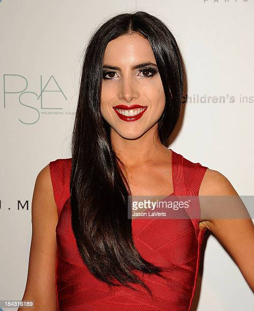 Caren Brooks attends the 3rd annual Autumn Party at The London West Hollywood on October 17, 2012 in West Hollywood, California.