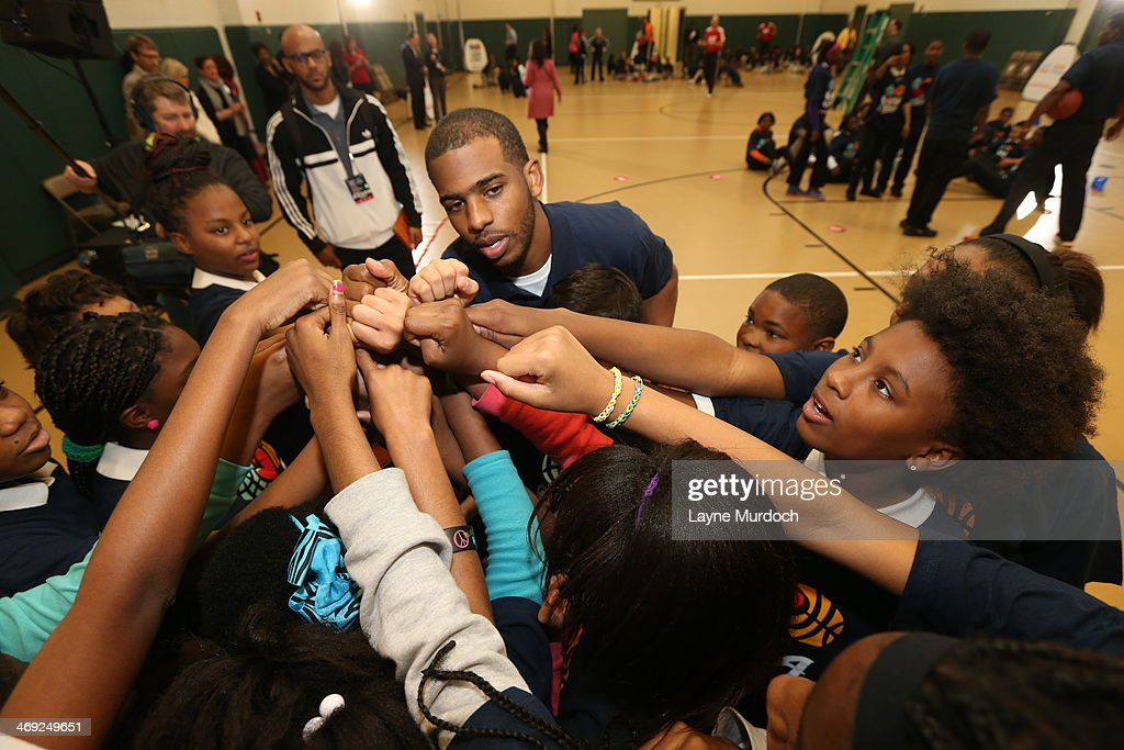 NBA Cares All-Star Weekend 2014