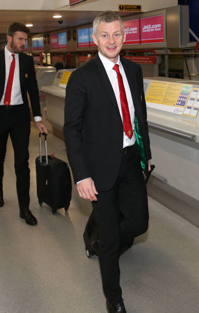 GBR: Manchester United Travel to Paris for Their Champions League Tie