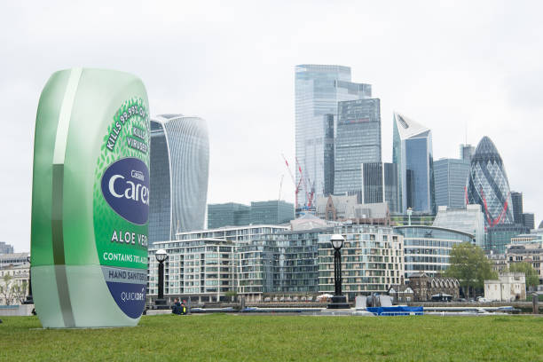 GBR: Carex Marks The Further Easing Of Lockdown With Nationwide Experiential And Outdoor Campaign
