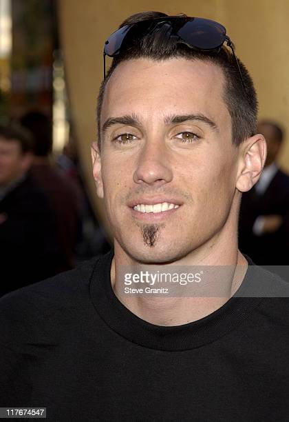 """Carey Hart during """"ESPN'S Ultimate X"""" Movie Premiere at Universal City Walk in Universal City, California, United States."""