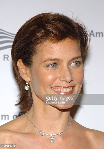 Carey Lowell during 19th Annual American Museum of the Moving Image Benefit Salute to Richard Gere Arrivals at WaldorfAstoria in New York City New...