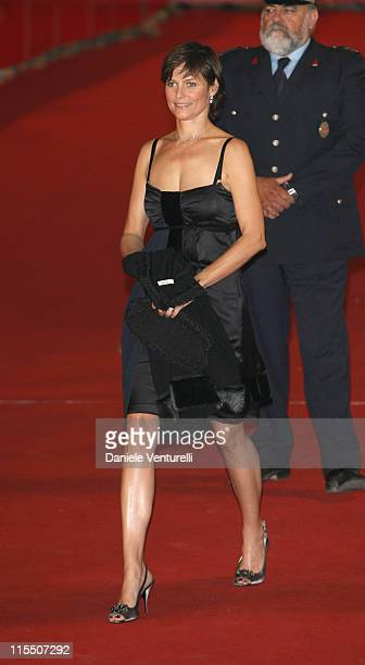Carey Lowell during 1st Annual Rome Film Festival The Hoax Premiere at Auditorium Parco della Musica in Rome Italy