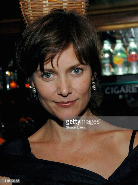 Carey Lowell during Interview Magazine Hosts the Booksigning of Paul Jasmin's Lost Angeles at Maritime Hotel in New York City New York United States
