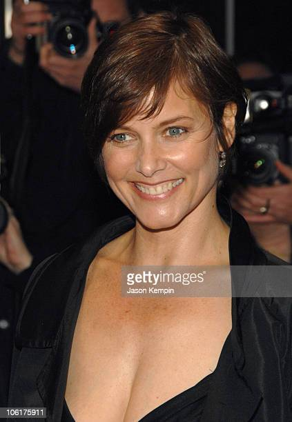 Carey Lowell during Miramax Films Presents The New York Premiere Of The Hoax April 1 2007 at Cinema 13 in New York City New York United States