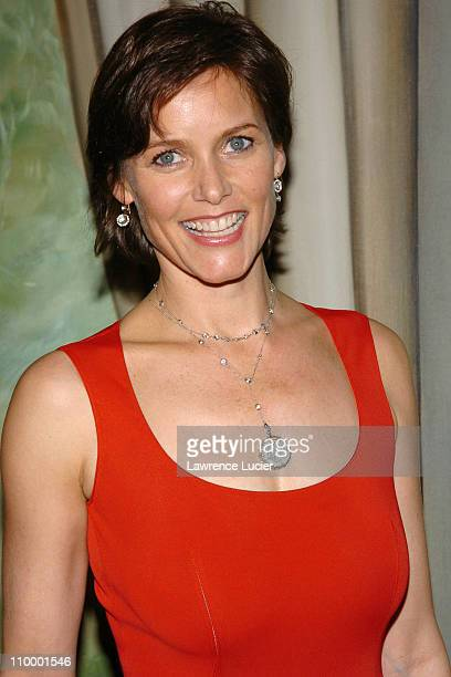 Carey Lowell during The Eighth Annual Red Ball at The Pierre Hotel in New York City New York United States
