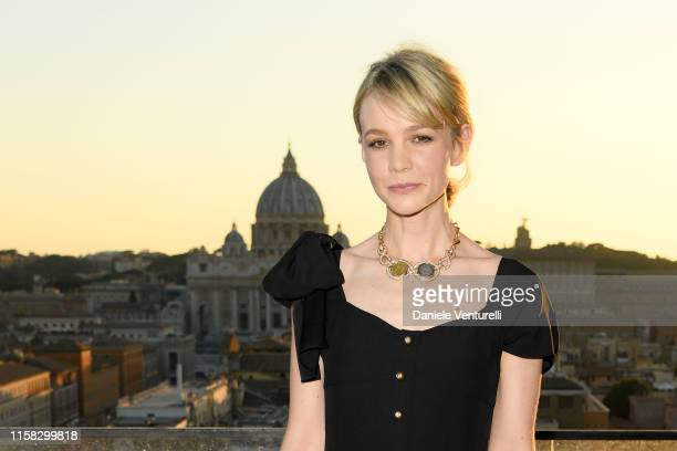 Carey Mulligan attends BVLGARI The Story The Dream on June 25 2019 in Rome Italy