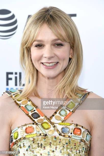 Carey Mulligan attends the 2019 Film Independent Spirit Awards on February 23 2019 in Santa Monica California