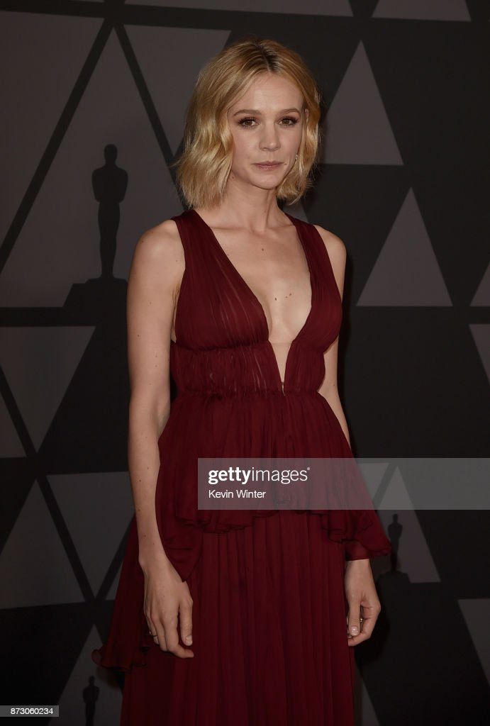 Carey Mulligan attends the Academy of Motion Picture Arts and Sciences' 9th Annual Governors Awards at The Ray Dolby Ballroom at Hollywood & Highland Center on November 11, 2017 in Hollywood, California.