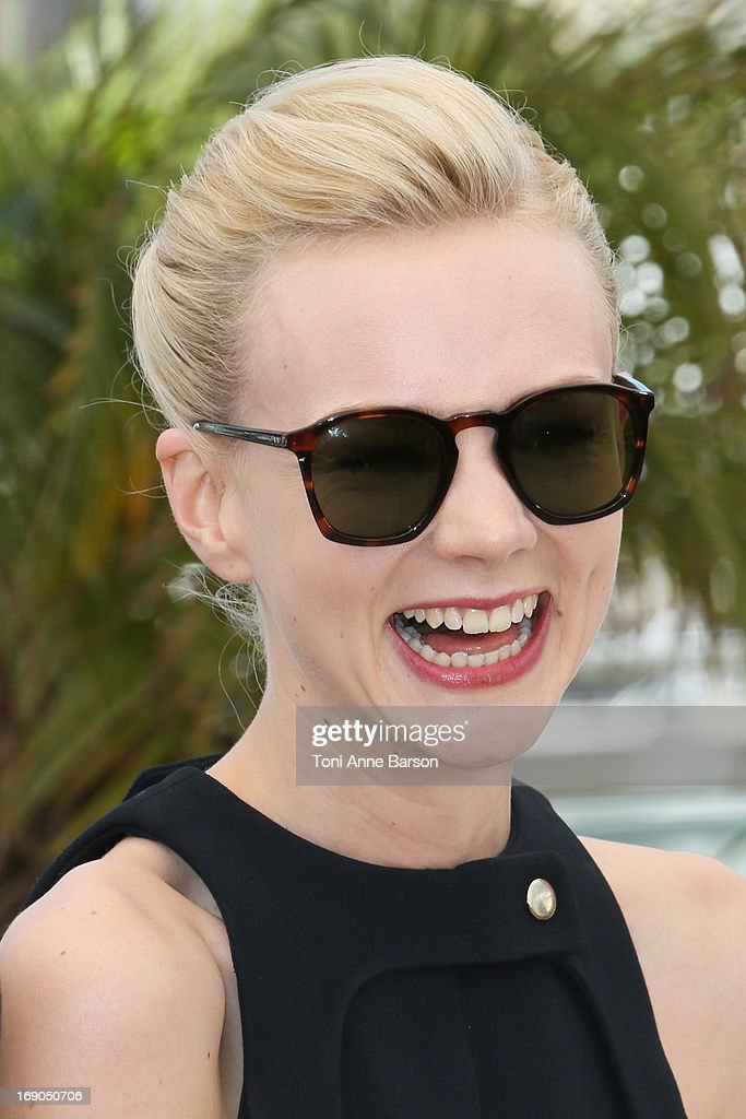 Carey Mulligan attends the photocall for 'Inside Llewyn Davis' during the 66th Annual Cannes Film Festival at Palais des Festivals on May 19, 2013 in Cannes, France.