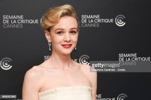 Carey Mulligan attends the Photocall for Wildlife during the 71st annual Cannes Film Festival at L'Espace Miramar on May 9 2018 in Cannes France