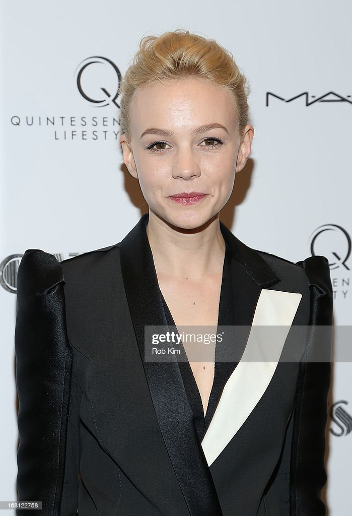 Carey Mulligan attends the pre-Met Ball special screening of 'The Great Gatsby' at MOMA on May 5, 2013 in New York City.