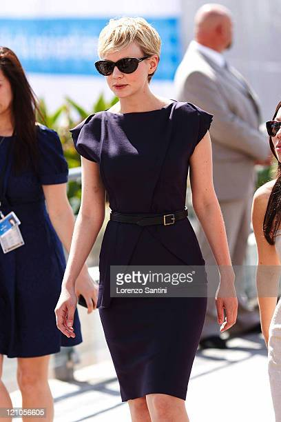 Carey Mulligan attends the 'Wall Street Money Never Sleeps' Photo Call on May 14 2010 in Cannes France