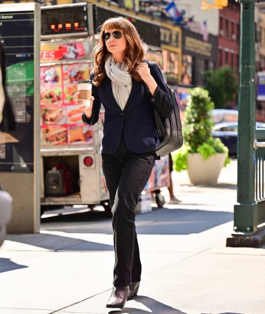 NY: Celebrity Sightings In New York City - July 31, 2021