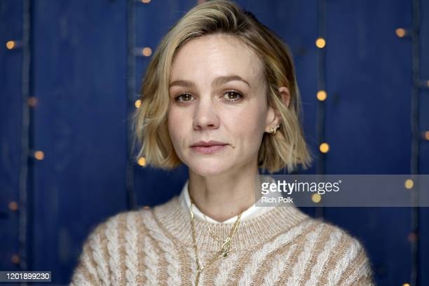 Carey Mulligan of 'Promising Young Woman' attends the IMDb Studio at Acura Festival Village on location at the 2020 Sundance Film Festival – Day 2 on...