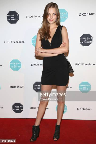 Carey Murphy attends Humans of Fashion Foundation joins the conversation to end sexual harassment and assault in the industry at Cipriani 25 Broadway...