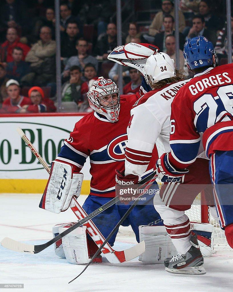 Phoenix Coyotes v Montreal Canadiens
