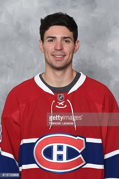 Carey Price of the Montreal Canadiens poses for his official headshot for the 20162017 season on October 8 2016 at the Bell Sports Complex in...