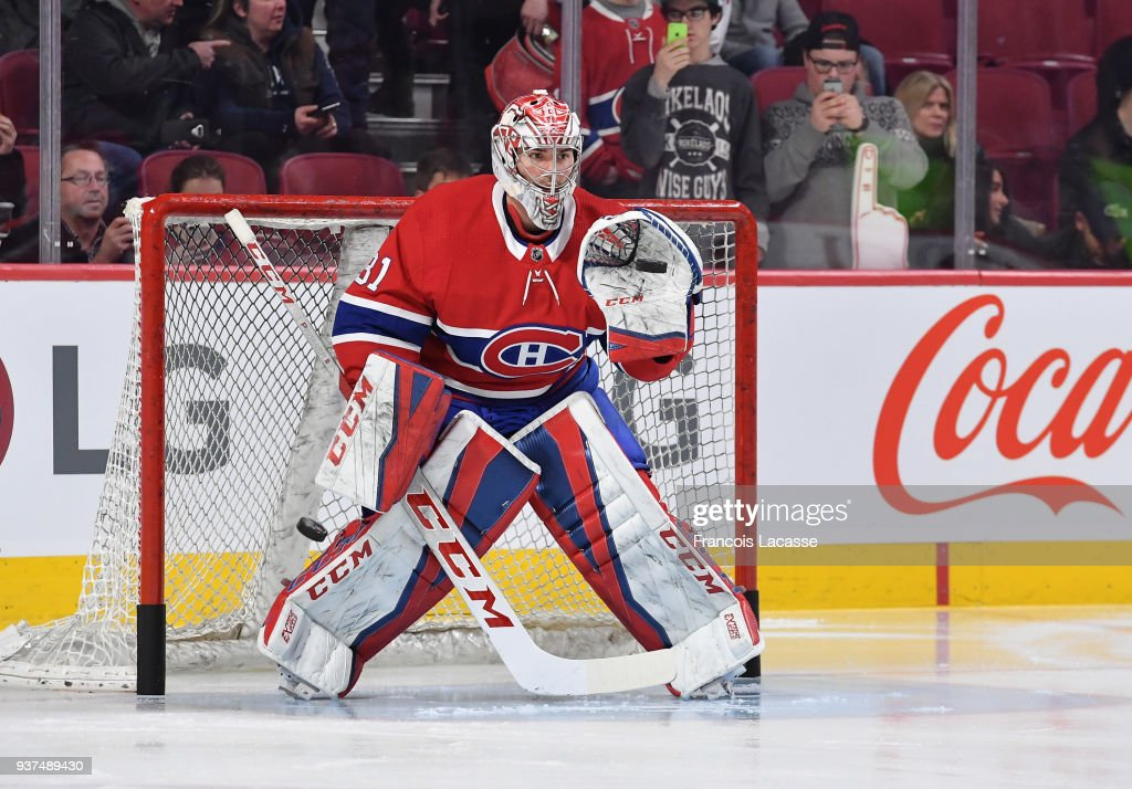 Washington Capitals v Montreal Canadiens