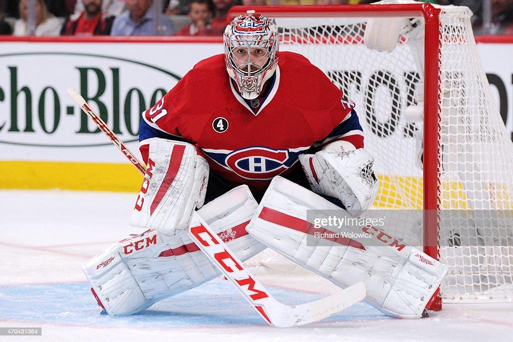 Ottawa Senators v Montreal Canadiens - Game Two : News Photo