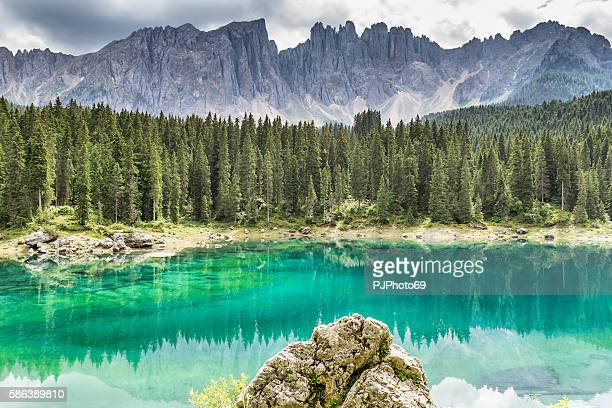Carezza Lake  - Trentino Alto Adige - Italy