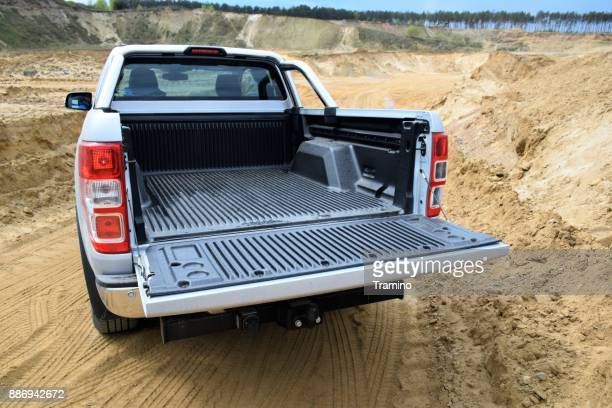 Cargo bed in Ford Ranger pick-up