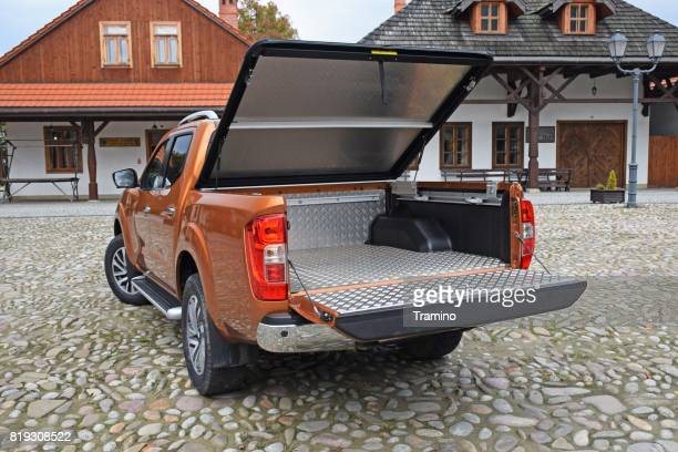 Cargo bed in pick-up